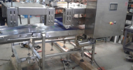 #I1492 LOG CAKE ROLLING MACHINE