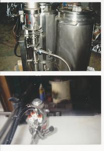 E1337 spray machine 2
