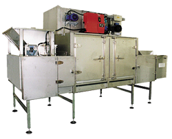 Nut Continuous Nut Roasters